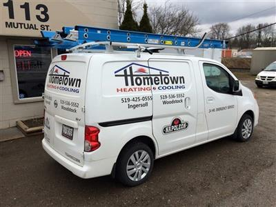 Hometown Heating and Cooling  Fireplace, BBQ and Gas Installation,  HVAC Contractors $(in_location),  Swimming Pool/Spa,  Ingersoll,ON